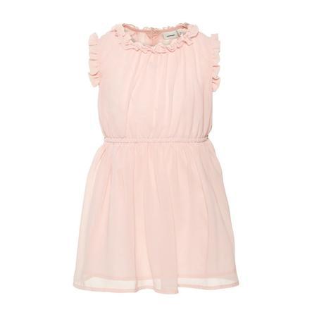 name it Girl s dress Vilusi crème à la fraise