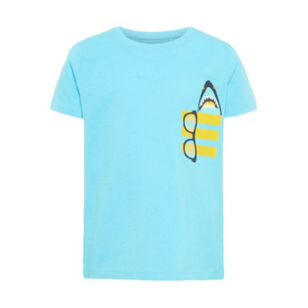name it T-Shirt Botón Vagno Bachelor