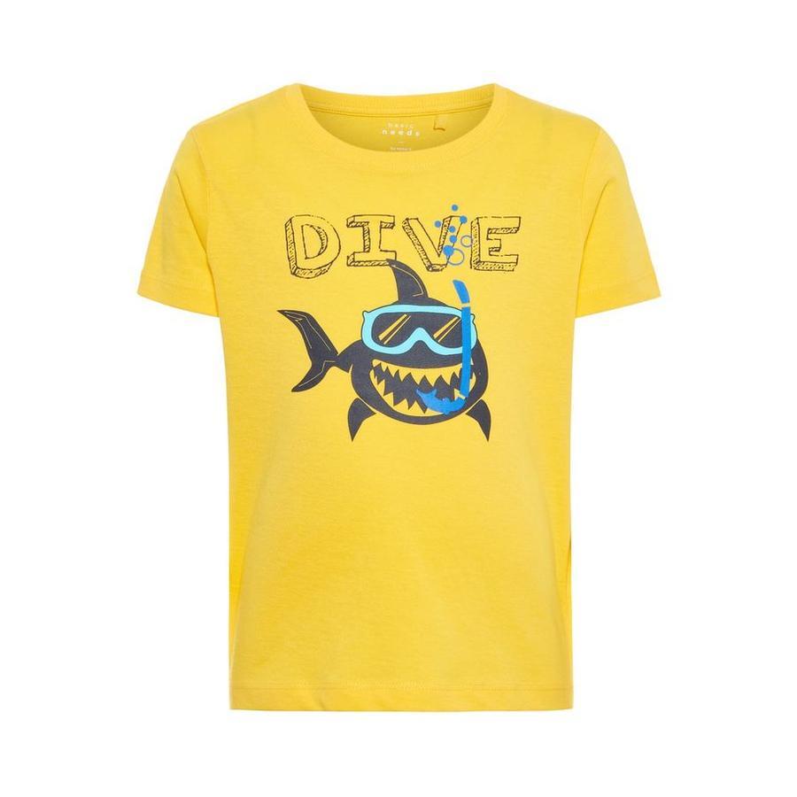 name it T-Shirt Vagno Daffodil
