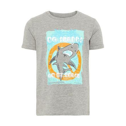name it T-shirt enfant Vux Grey Melange