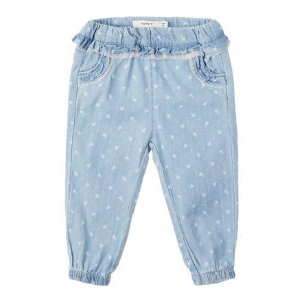 name it Jeans Nbfrie light blue denim