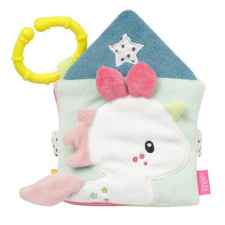 Babysun Imagier enfant tissu Aiko & Yuki