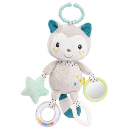 fiko Aiko & Yuki Activity cat with ring