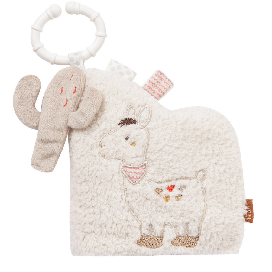 Babysun Imagier enfant tissu Pérou