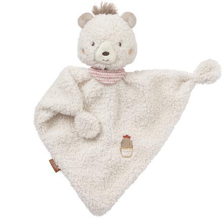 fehn® Peru Schmusetuch Bär