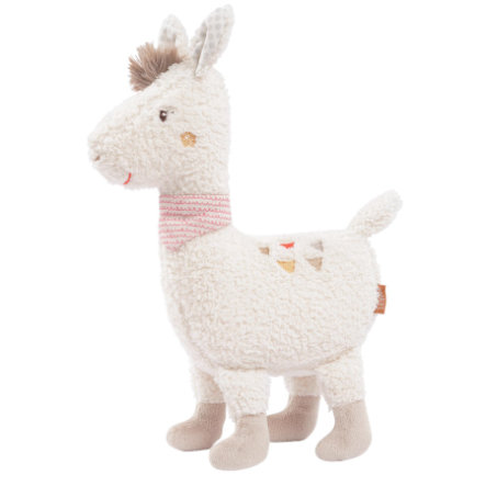fehn Peru plyšová hračka Lama