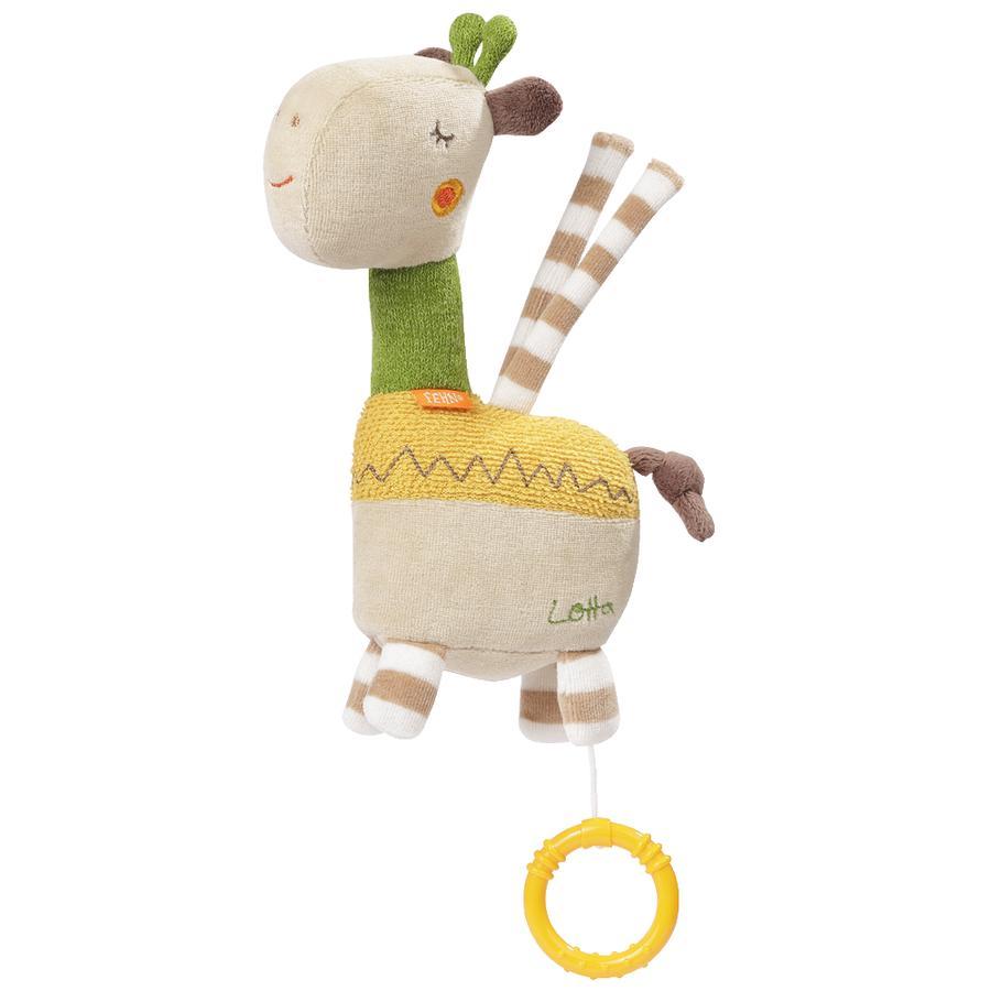 fehn® Loopy & Lotta Spieluhr Giraffe