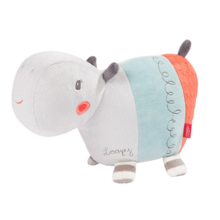 fehn® Loopy & Lotta Gosedjur Flodhäst XL
