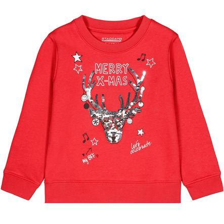 STACCATO Girls Sweatshirt chilli