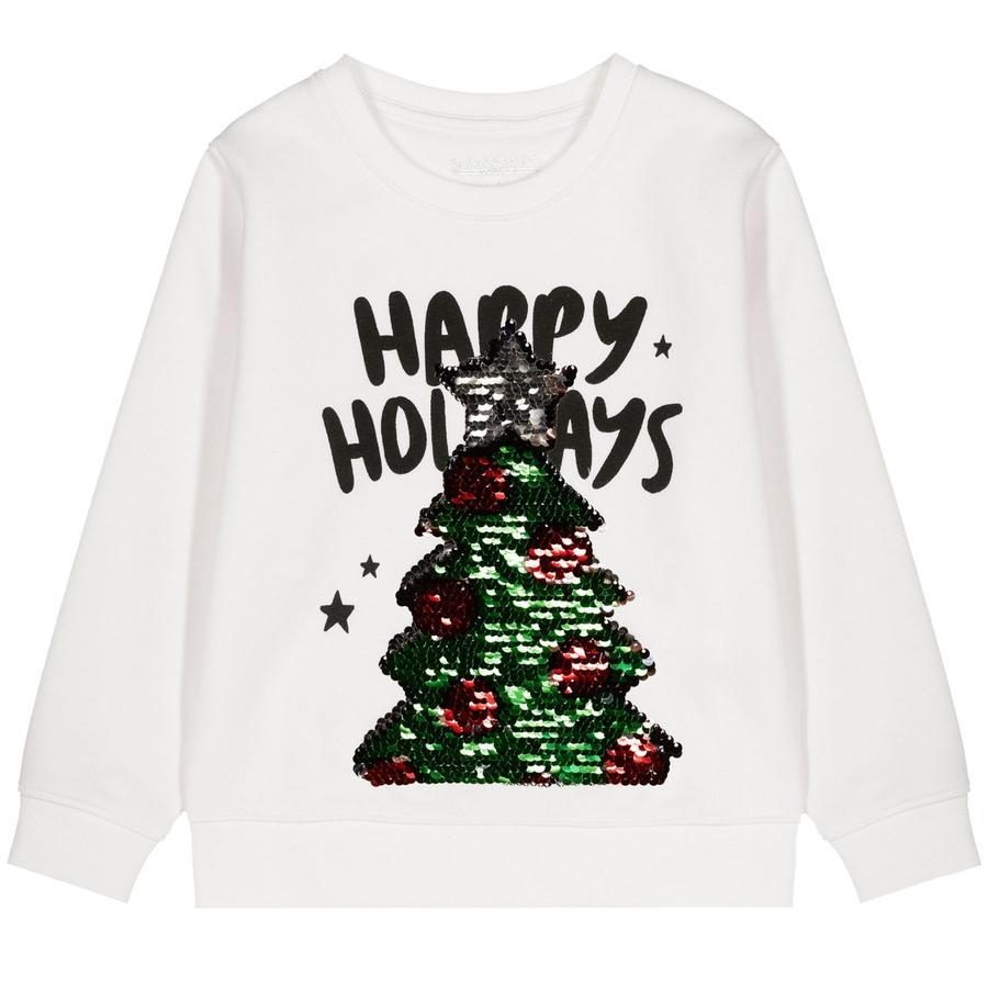 STACCATO Girls Sweatshirt offwhite