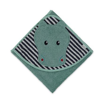 Sterntaler Motif badehåndklæde Kuschelzoo Konrad eukalyptus