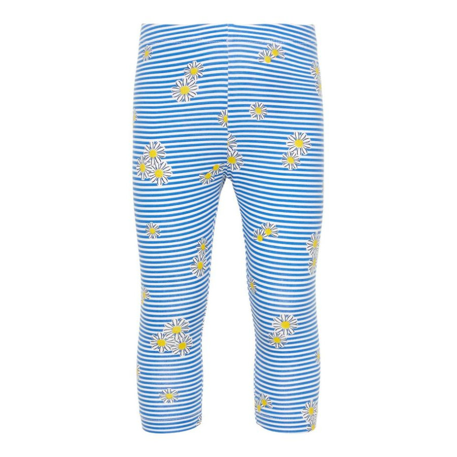 name it Leggings Vivian blanc vif rayures bleu vif