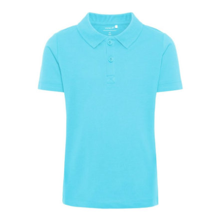name it Boys Poloshirt Hapolo Bachelor Button