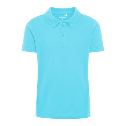name it Boys Poloshirt Hapolo Bouton Bachelor