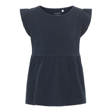 name it Girl s T-Shirt Halla ciemny szafir Halla