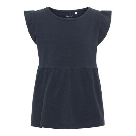 name it Girls T-Shirt Halla dark sapphire