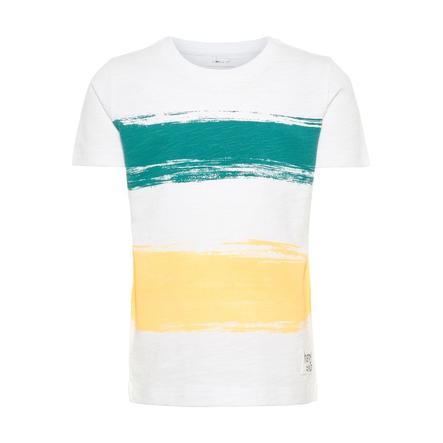 name it Boys T-Shirt Bright White