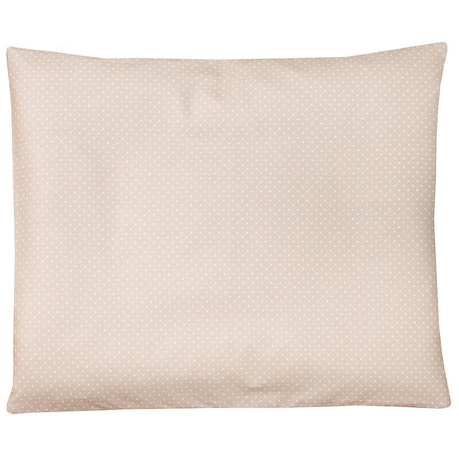 Ullenboom Baby-Kopfkissenbezug Sand 35 x 40 cm