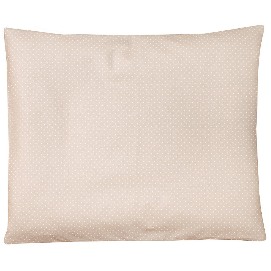 Ullenboom Taie d'oreiller enfant sable 35x40 cm