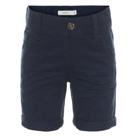 name it Boys Shorts Sofus zafiro oscuro
