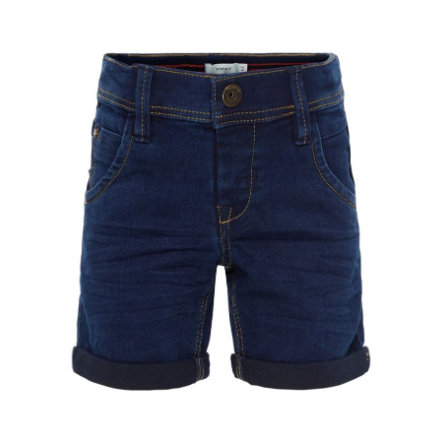 name it Boys Jeans Shorts Ryan mørkeblå denim