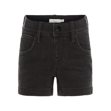 name it Girl s Jeans Shorts Shorts Salli zwart denim