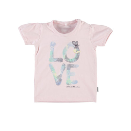 NAME IT Girls Baby T-Shirt HILDUR ballerina