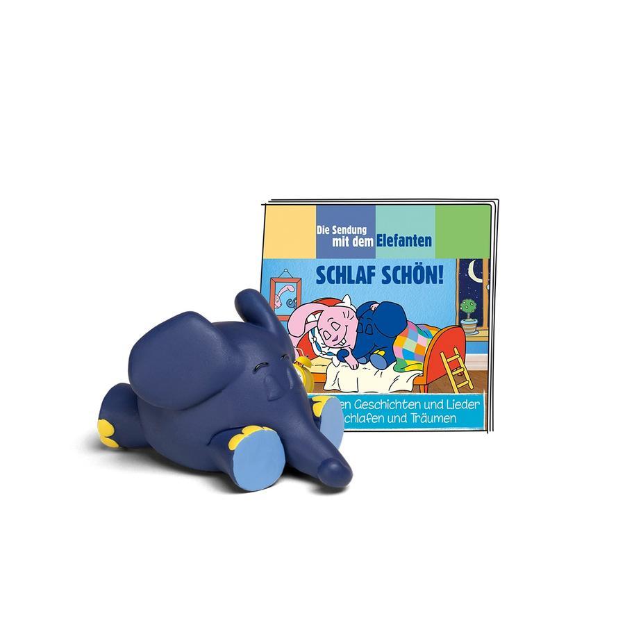 tonies® Die Sendung mit dem Elefanten - Schlaf schön!