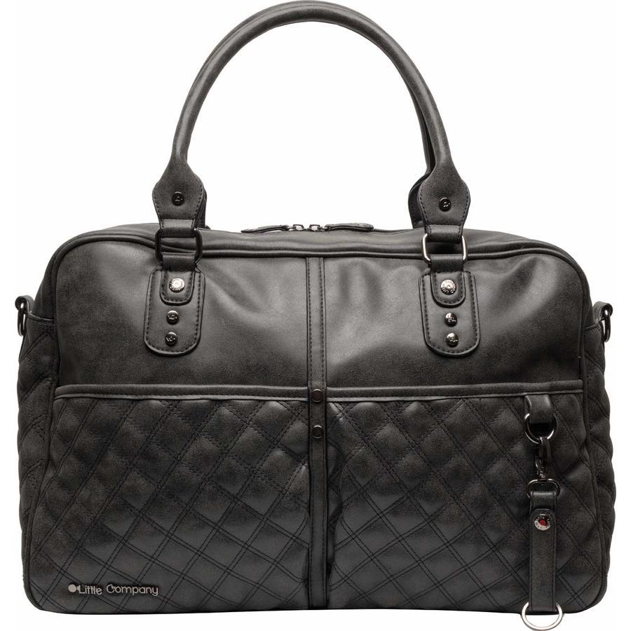 Little Company přebalovací taška Berlin Quilted black