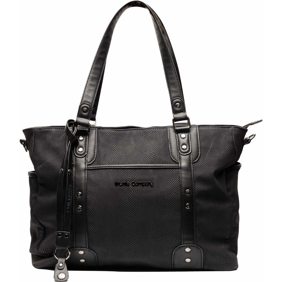 Little Company Luiertas Paris Snake Black