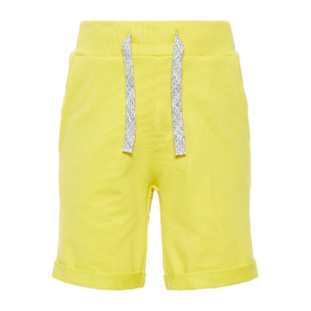 name it Boys Shorts Vermo groen glanzen