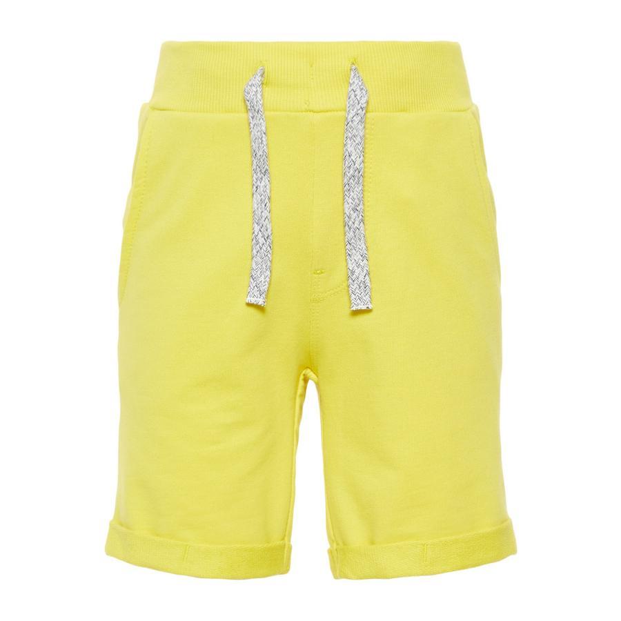 name it Boys Shorts Vermo verde brillo