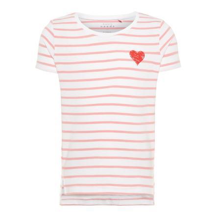 name it Flickor T-shirt Via pelargonrosa