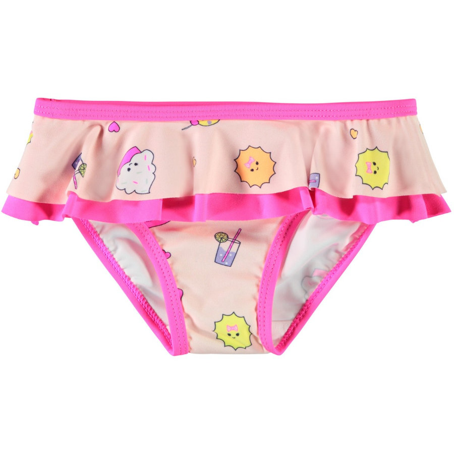 NAME IT tyttöjen Diaper Zachta prisma vaaleanpunainen