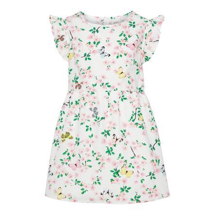 name it Girl robe Fanaia Fanaia blanc vif