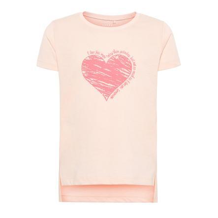 name it Girl T-Shirt Via crema di fragole