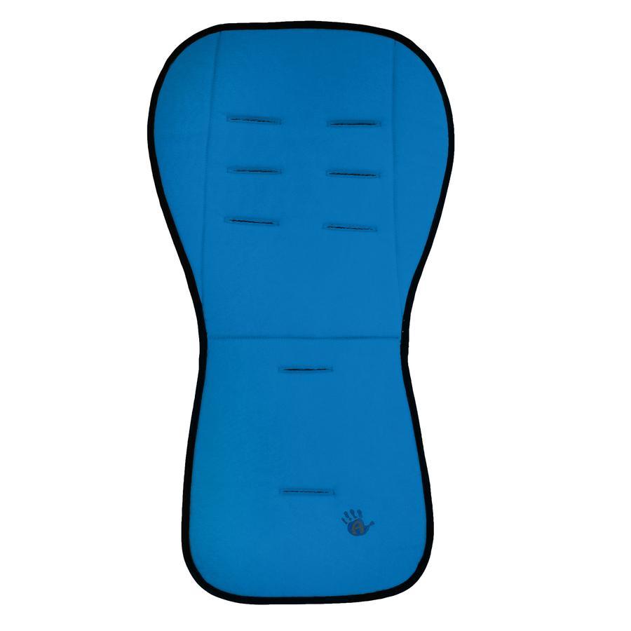 Altabebe Matelas d'assise de poussette microfibre bleu clair 2019