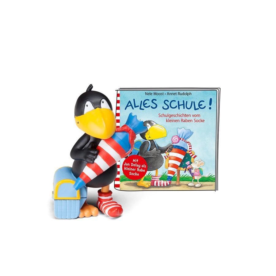tonies® Der kleine Rabe Socke - Alles Schule!
