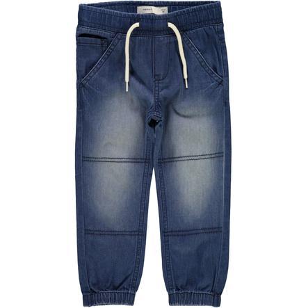 name it Girl s Jeans Nmfrie średnio-niebieski jeans Nmfrie średnio-niebieski denim