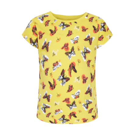 name it Gilrs T-Shirt Vigga primerose amarillo