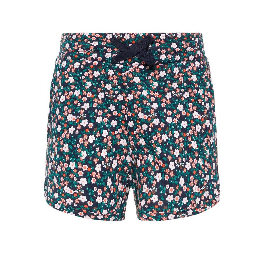 name it Girl s Shorts Vigga Dark Sapphire Shorts Vigga