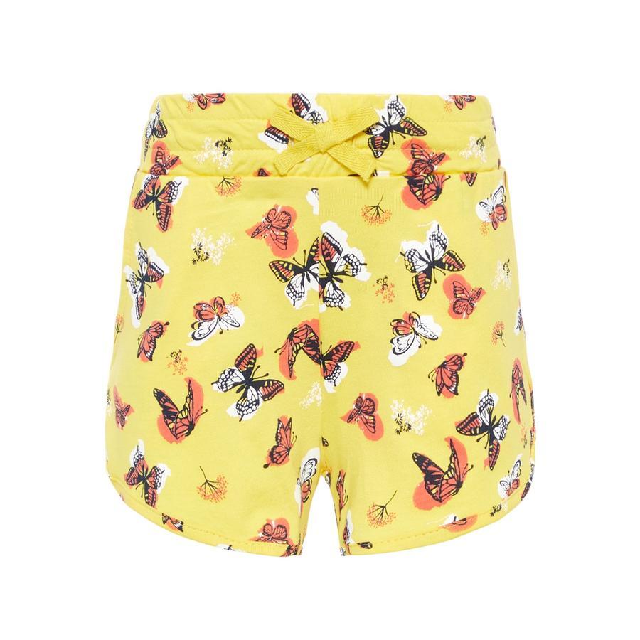name it Girls Shorts Vigga Primrose Yellow