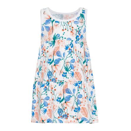 name it Girl s abito Vigga fiori bianchi brillanti s abito Vigga bianco brillant