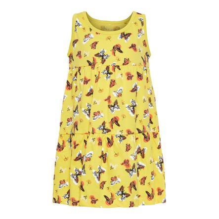 name it Girls Kleid Vigga Primrose Yellow