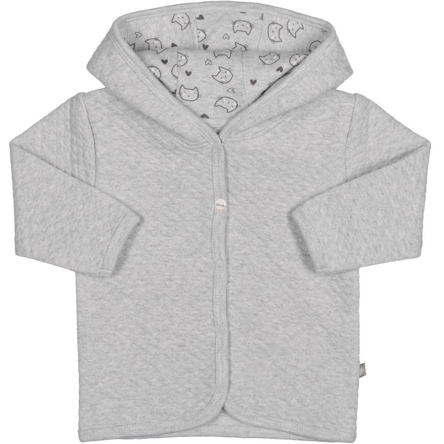 STACCATO Girl s Nicky Jacket soft Grey melange (szary melange)