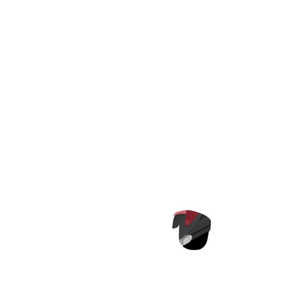 gb GOLD Kindersitz Everna-Fix Rose Red