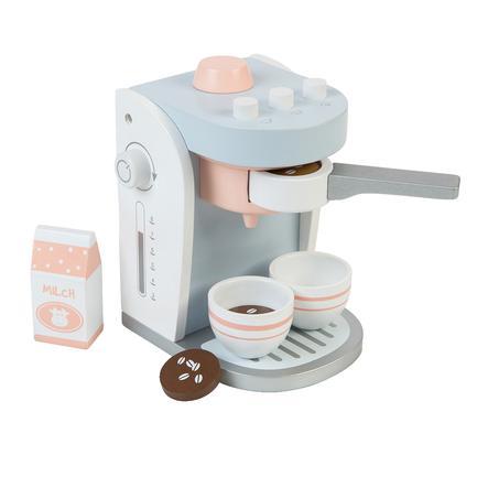 MUSTERKIND® Koffiezetapparaat Olea wit grijsblauw