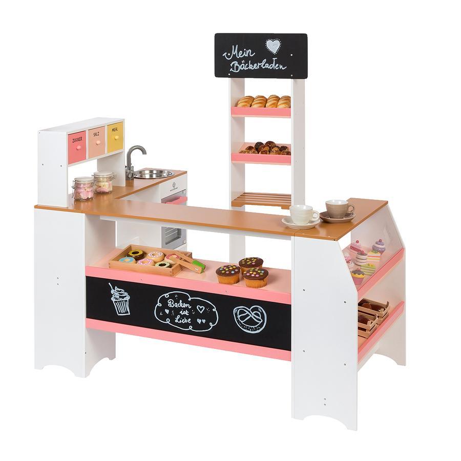 MUSTERKIND® Winkeltje Bakker en patisserie Grano wit apricot