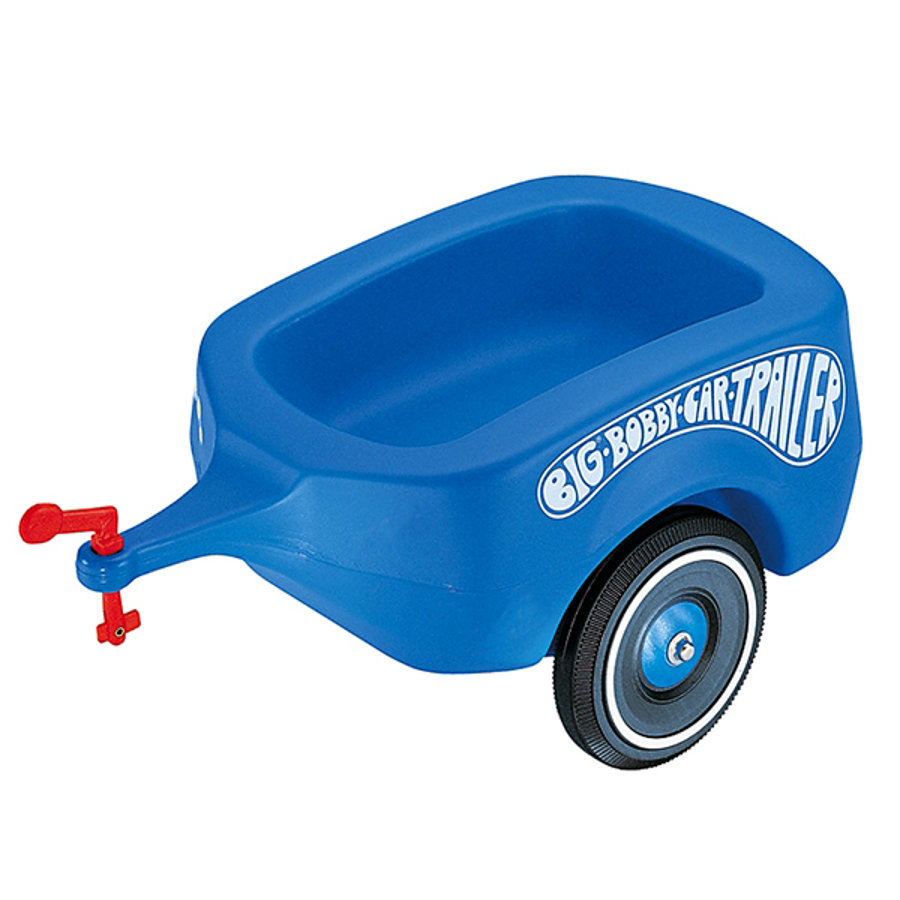 BIG Bobbycar aanhanger Trailer Dolphin Classic