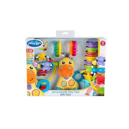 playgro Giraffe Jerry Spiel- und Geschenkset